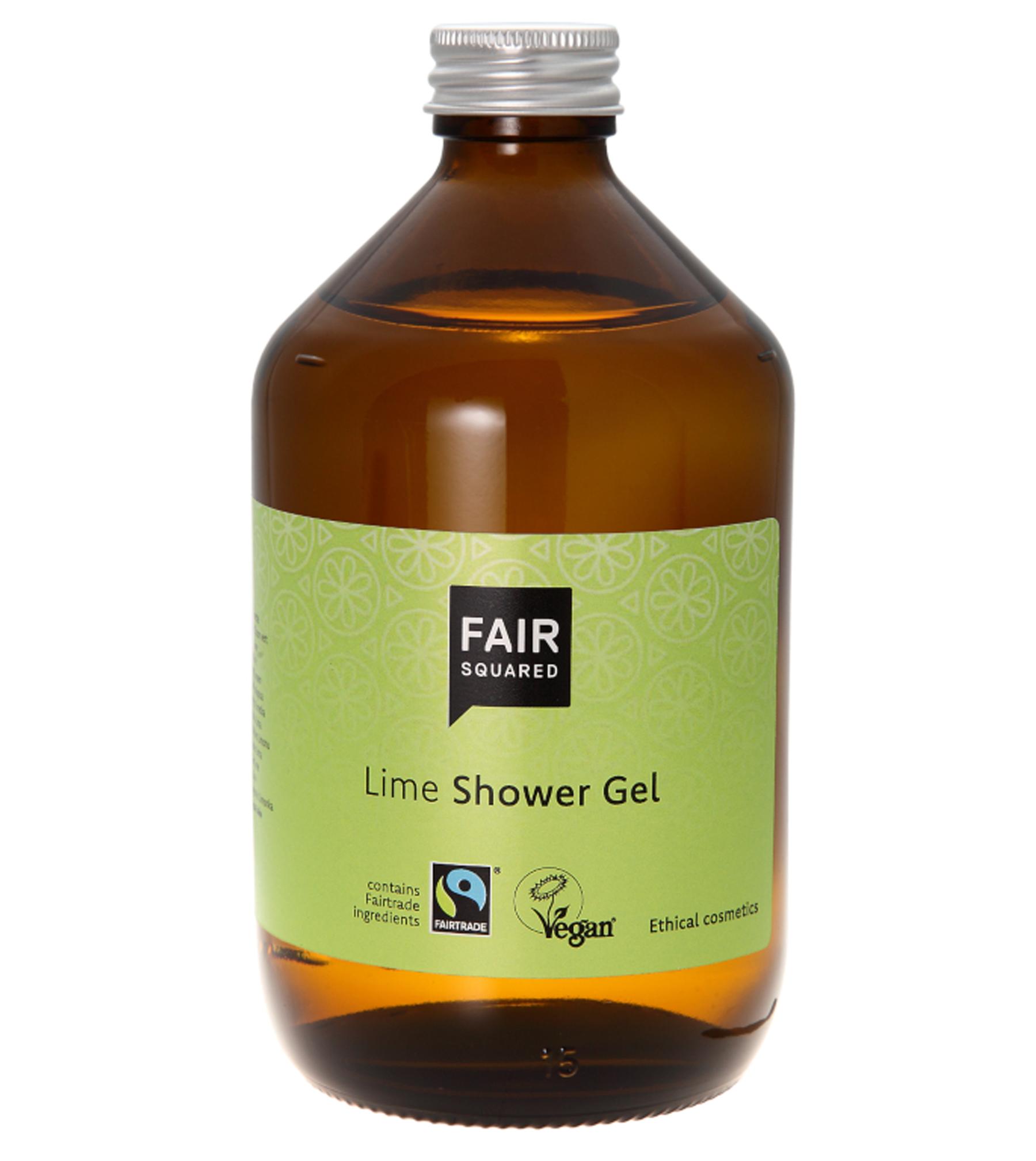 Shower Gel Lime 500 Ml Gary Mash