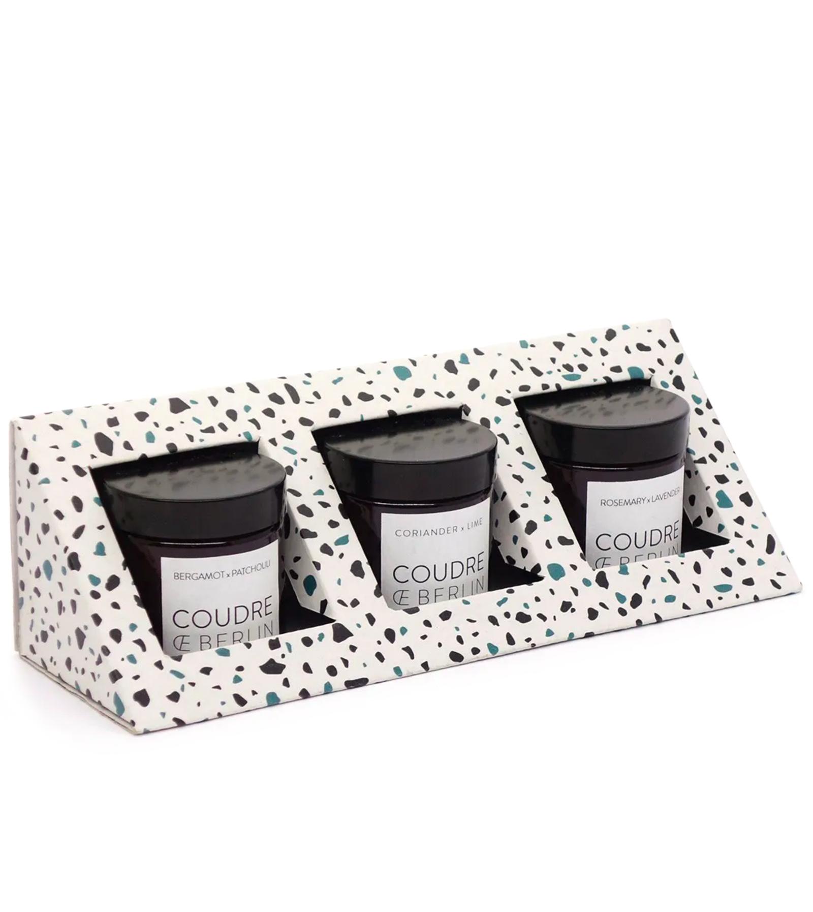 Mini Scented Candle Gift Set Gary Mash